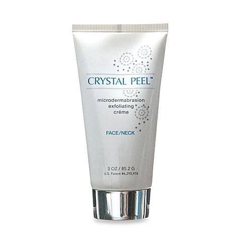 Crystal Peel™ Microdermabrasion Exfoliating Creme for Women