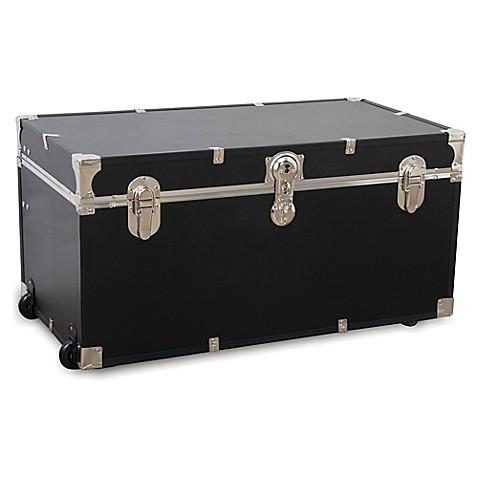 Mercury Luggage/Seward 31-Inch Storage Trunk  sc 1 st  Bed Bath u0026 Beyond & Mercury Luggage/Seward 31-Inch Storage Trunk - Bed Bath u0026 Beyond