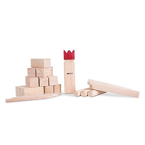 Bolaball Wood Kubb Game Bed Bath Beyond