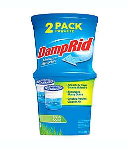 Absorbedores de humedad rellenables DampRid® Fresh Scent, Paquete de 2 pzas.