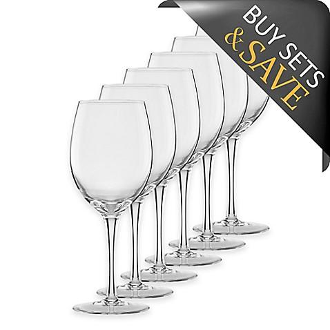 Lenox Tuscany Classics 18 Oz White Wine Glasses Buy 4 Get 6 Set Bed Bath Beyond