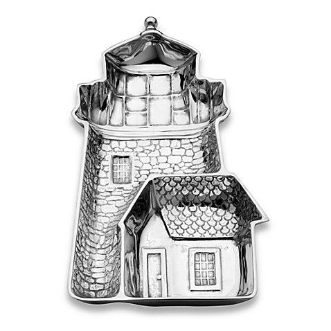Wilton Armetale® SeaLife Lighthouse Chip and Dip