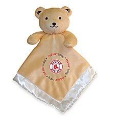 image of Baby Fanatic® MLB® Security Bear Blanket in Boston Red Sox