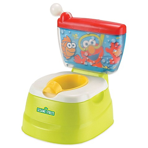Kolcraft® Sesame Street® Elmo Adventure Potty Chair