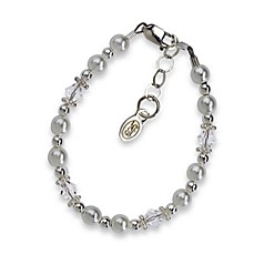 image of Cherished Moments Small Silver Blessing Bracelet