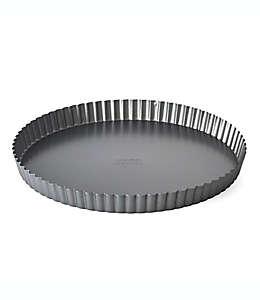 Molde para tarta y quiche Chicago Metallic™ antiadherente, 27.94 cm