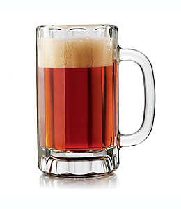 Tarros de vidrio para cerveza Dailyware™, Set de 4 piezas