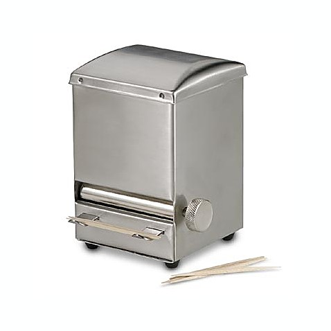 Stainless steel toothpick dispenser bed bath beyond - Tooth pick dispenser ...