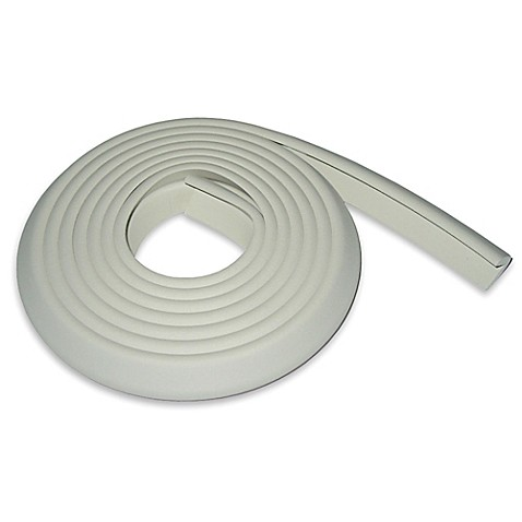 KidKusion® Soft Edge Cushion Strip in Off-White