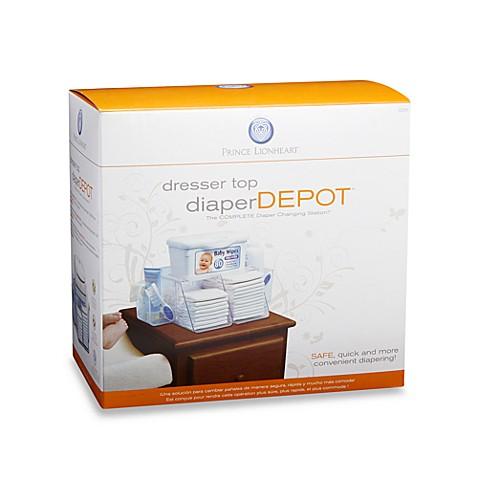 Dresser Top Diaper Depot Trade By Prince Lionheart Reg