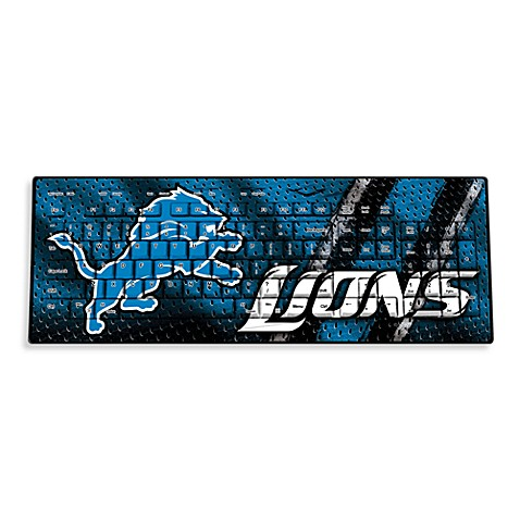 Nfl Detroit Lions Wireless Keyboard Bed Bath Amp Beyond