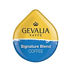 image of Gevalia 16-Count Signature Blend Coffee T DISCs for Tassimo™ Beverage System