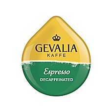 image of Gevalia 80-Count Decafinated Espresso T DISCs for Tassimo™ Beverage System