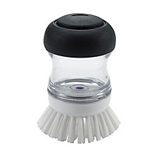 image of OXO Good Grips® Soap Dispensing Palm Brush