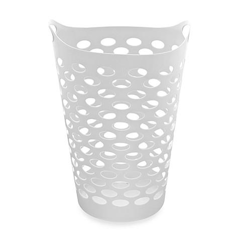 Starplast Tall Flex Laundry Basket - Bed Bath & Beyond