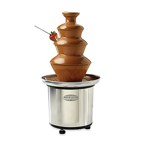 Chocolate Fountain Bed Bath Beyond