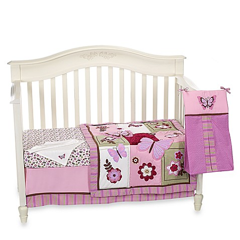 Nojo 174 Emily 8 Piece Crib Bedding Set Buybuy Baby