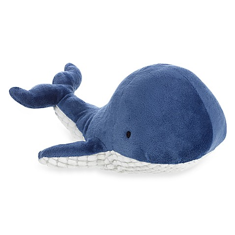 Nautica Kids 174 William Plush Whale Bed Bath Amp Beyond