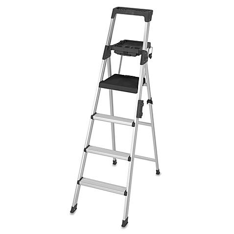 Cosco 174 Signature Series 6 Foot Aluminum Step Ladder Bed