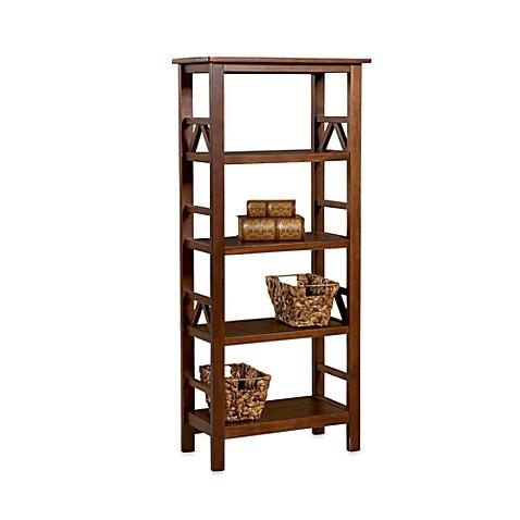Dylan 4-Shelf Bookcase - Dylan 4-Shelf Bookcase - Bed Bath & Beyond