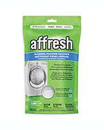 Pastillas para limpiar la lavadora Affresh®, 3 piezas