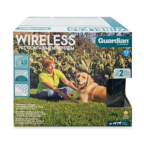 Guardian 174 By Petsafe 174 Wireless Pet Containment System