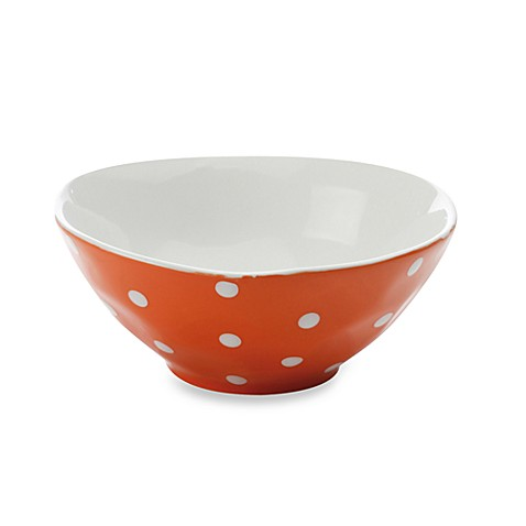Maxwell & Williams™ Sprinkle 7-Inch Bowl in Orange