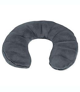 Almohada para cuello Therapedic® con peso en gris