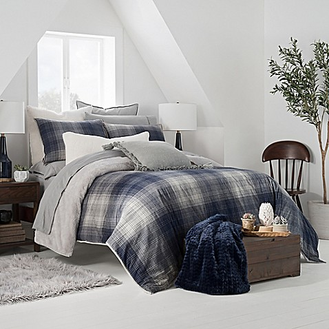 Ugg 174 Redding Reversible Comforter Set Bed Bath Amp Beyond