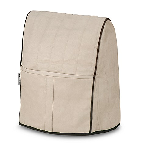 Buy Kitchenaid 174 Stand Mixer Cover In Khaki From Bed Bath