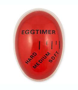Temporizador para preparar huevos Perfect-Egg en rojo