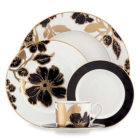 Lenox® Minstrel Gold™ Dinnerware Collection - Bed Bath ...