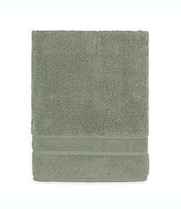 Toalla de medio baño de algodón orgánico Under the Canopy® color verde enebro