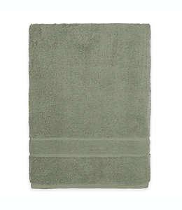 Toalla de baño de algodón orgánico Under the Canopy® color verde enebro