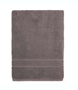 Toalla de baño de algodón orgánico Under the Canopy® color morado cardo