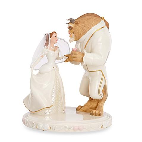 Lenox Disney Belles Wedding Dreams Cake Topper Bed Bath Beyond - Mikasa Wedding Cake Topper