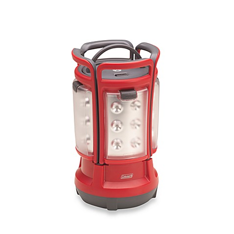 Coleman® Quad™ Battery Operated LED Lantern