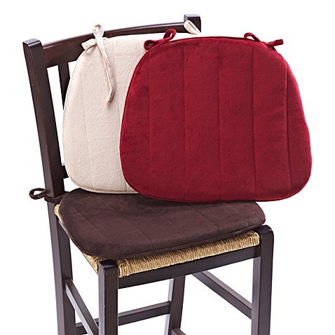 chair cushion this soft plush chair pad enhances kitchen dining room