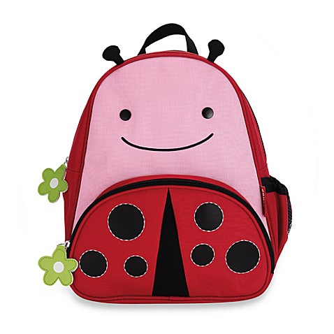 SKIP*HOP® Zoo Packs Little Kid Backpacks in Ladybug - buybuy BABY