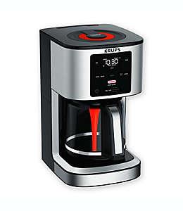 Cafetera Krups® para 14 tazas