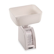image of Polder® Diet Utility Food Scale in White