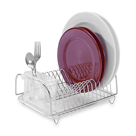Compact Dish Rack Set Bed Bath Amp Beyond
