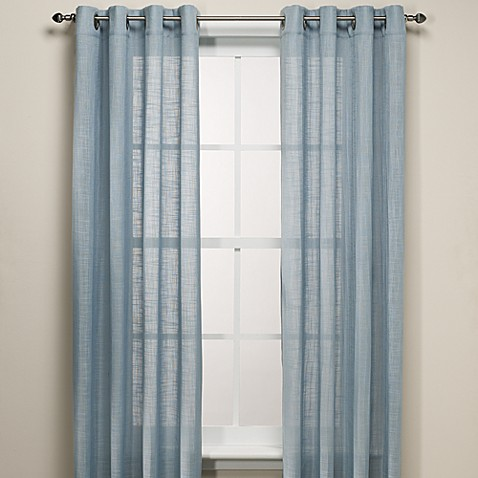 Buy B Smith Origami Grommet 84 Inch Window Curtain Panel