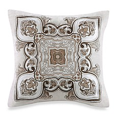 image of Echo™ Odyssey Square Throw Pillow in Neutral