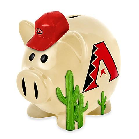 Arizona diamondbacks resin piggy bank from mlb from buy buy baby - Resin piggy banks ...