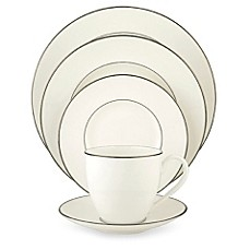 Image Of Lenox® Continental Dining™ Platinum Dinnerware Collection