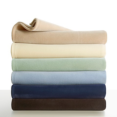 vellux original blanket - bed bath & beyond