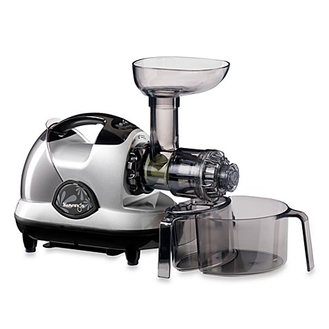 Kuvings Masticating Slow Juicer in Silver Pearl - Bed ...