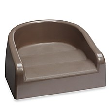 image of Prince Lionheart® Soft Booster Seat in Soft Brown