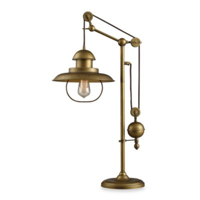 image of Dimond Lighting Farmhouse Table Lamp